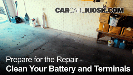 How To Clean Battery Corrosion 2007 2013 Nissan Altima